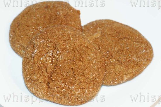 Gingersnaps - watermarked